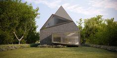Dom jednorodzinny na Oporowie