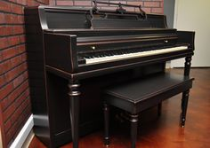Refinish piano to look like this