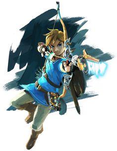 Zelda_Wii_U_Link_Artwork.png 1,550×2,000 pixels