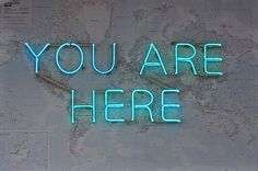 So it would seem!  #map #youarehere #funny