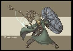 Sanagi - The Puppeteer by Hunter-Wolf.deviantart.com on @DeviantArt