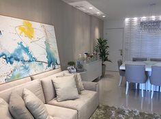 Apartamento compacto e muito inspirador by Tais Netto Arquitetura. Amei Me encontre também no @pontodecor {HI} Snap:  hi.homeidea  www.homeidea.com.br #bloghomeidea #olioliteam #arquitetura #ambiente #archdecor #archdesign #hi #cozinha #homestyle #home #homedecor #pontodecor #homedesign #photooftheday #love #interiordesign #interiores  #picoftheday #decoration #world  #lovedecor #architecture #archlovers #inspiration #project #regram #canalolioli #apartamentocompacto