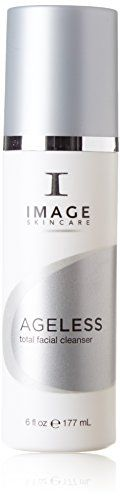 Image Skin Care Ageless Total Facial Cleanser 6 oz Image Skin Care