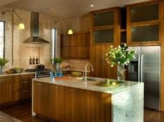 Hickory Cabinets, Yes Please! HGTV Green Home Kitchen Pictures : Green Home : Home & Garden Television Hgtv Kitchens, Cool Kitchens, Room Pictures, Kitchen Pictures, Kitchen Cabinet Inspiration, Kitchen Ideas, Cabinet Ideas, Hickory Cabinets, Hickory Kitchen