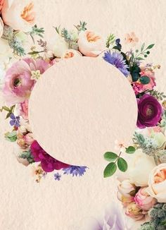 Floral Wallpaper Phone, Framed Wallpaper, Phone Screen Wallpaper, Flower Wallpaper, Pretty Backgrounds, Flower Backgrounds, Wallpaper Backgrounds, Wallpapers, Happy Birthday Wishes
