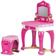 American Plastic Toys Deluxe Vanity - $39