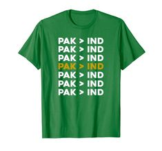 Pakistani Flag Come On Pakistan Cricket Childs T Shirt for kids Tee Top Lets Win