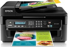 Epson WorkForce WF 2520 All In One Printer Review