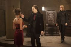 Michael Sheen and Jamie Campbell Bower in The Twilight Saga: Breaking Dawn - Part 1 Michael Sheen, Breaking Dawn Movie, Twilight Breaking Dawn, Twilight Saga Series, Twilight Movie, Aro Volturi, Dawn Images, Bing Images, Billy Burke