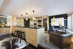 Take A Peek Inside David Bromstad's Miami Home  - ELLEDecor.com