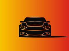 Muscle Car by Abdulaziz Şahin