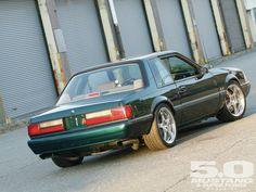 91 Mustang LX