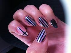 Dagger nails gorgeous