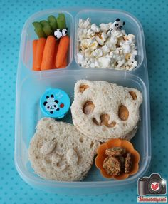 Mamabelly's Lunches With Love: Quick Lunches