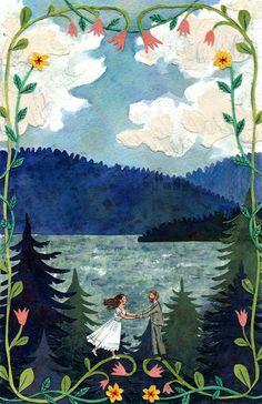 Illustration — Phoebe Wahl