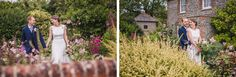 September gardens at Upwaltham Barns, West Sussex #upwalthambarns #wedding #weddingflowers