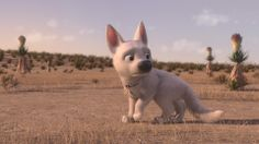 Screencap Gallery for Bolt Bluray, Disney Classics). Bolt, an American white shepherd, has lived his whole life on the set of his action TV show, where he believes he has superpowers. Wallpaper Iphone Disney, Cute Disney Wallpaper, Arte Disney, Disney Art, Disney Animation, Bolt Dog, Bolt Disney, Disney Horror, Chibi