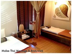 Traditional Thai Massage Room - Done!