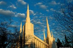 Portland, OR temple -- Where Nathan and I were sealed for time and all eternity