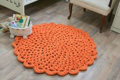 Crochet Doily Rugs | Custom Crochet hats and accessories