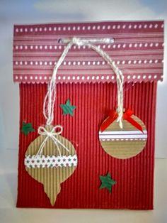 Bolsa navideña, Christmas Bag, bolsa decoradas, bolsa galletas, Cookies Bag