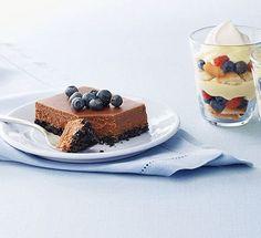 PHILADELPHIA Double-Chocolate Cheesecake (Including Video)