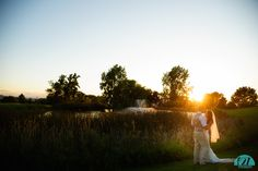 Sunset photos are our favorite! Stunning bride and groom on the Boundary Oaks Golf Course in Walnut Creek California on their wedding day Walnut Creek California, Wedding Engagement, Our Wedding, Ventura County, August Wedding, Sunset Photos, Navy And Green, Wedding Photos, Fashion Photography