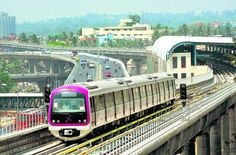 Namma Metro, also known as Bangalore Metro, has issued an invitation to tender for a contract to lengthen its fleet of 50 three-car trains. The order will comprise 63 vehicles for the Purple Line and 87 cars for the Green Line. Currently each three-car train is formed of two motorised driving cars and an intermediate trailer. In future each six-car train will be formed of two motorised driving cars, two motorised intermediate cars, and two unpowered intermediate cars.