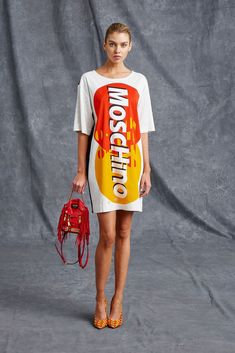 Moschino Resort 2016 Fashion Show
