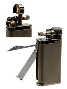 Kiribi Ohgi Pipe Lighter Additional Views