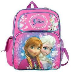 Disney Frozen 12 Toddler Backpack *** Check this awesome product by going to the link at the image. Backpack Reviews, Backpack Brands, Cute Frozen, Frozen Party, Best Kids Backpacks, Kids Clothing Brands List, Disney Handbags, Backpack Outfit, Toddler Backpack