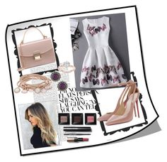 """""""Rosegal"""" by sadeta-v ❤ liked on Polyvore featuring Marjana von Berlepsch, Lagos and Bobbi Brown Cosmetics"""