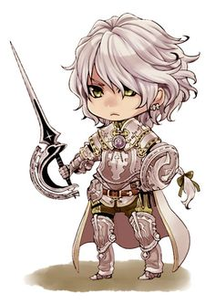 Chibi Therius, The Last Story.