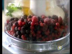 Jamie Oliver - Mézes joghurtos gyümölcsfagylalt