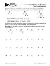 math worksheet : factors worksheets and trees on pinterest : Math Factor Tree Worksheets