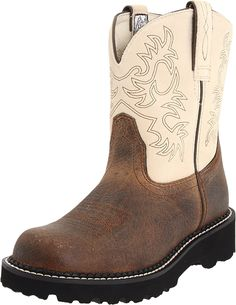 Ariat Women's Fatbaby Western Cowboy Boot *** More infor at the link of image  : Boots