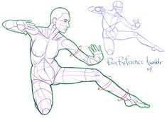 Pose Reference for Artists Anatomy Sketches, Anatomy Drawing, Anatomy Art, Drawing Sketches, Sketching, Body Drawing, Drawing Base, Figure Drawing, Sketch Poses