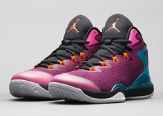 4d9f8601344 Jordan-Superfly-3-Tropical Teal. Blake Griffin in these  Basketball Shoes