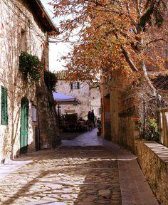 Monteriggioni - Tuscany - Italy