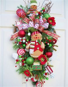 TIMELESS FLORAL CREATIONS - CHRISTMAS WREATHS AND SWAGS