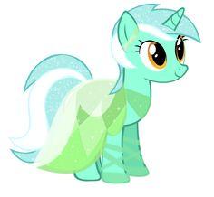 my little pony lyra - Bing images Lyra Heartstrings, All My Little Pony, My Little Pony Friendship, Vinyl Scratch, Little Poney, Gala Dresses, Twilight Sparkle, Rainbow Dash, How To Train Your Dragon