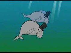 Dugong - also known as the manatee