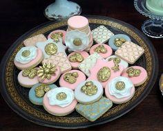 wedding cookies Cookieria By Margaret
