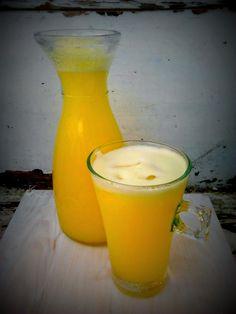 donabimby: Limonada de Ananás e Gengibre