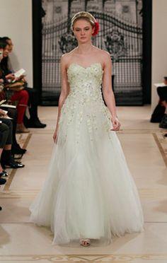 Reem Acra | Bridal Spring 2012