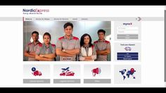 Video Presentation of the Website of Nordic Express powered by Roopokar . Roopokar is a professional website design company in Bangladesh. visit: http://www.roopokar.com