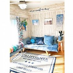 Surf Style, Living Room Kitchen, Decoration, Beach House, Surfing, Storage, Furniture, Hawaiian, Home Decor