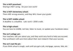 For high school teachers