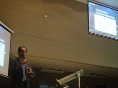 Leonardo Stuepp Jr., diretor de Marketing do Redimob falando sobre redes sociais e também sobre as ferramentas disponíveis no Redimob.