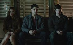 Lydia, Scott, and Isaac recall Allison's death. | MTV Photo Gallery